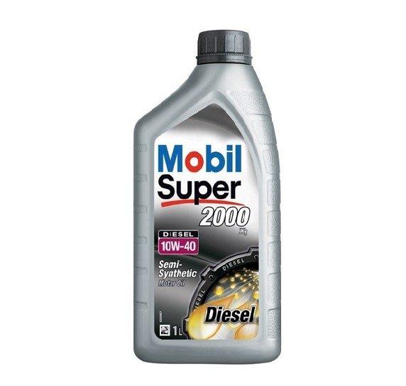 Mobil Super 2000 X1 Diesel 10W40 1L